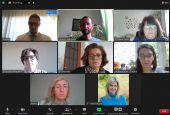 October online meeting
