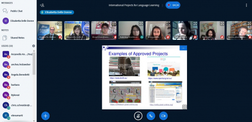 Online Conference on Innovation and Language Learning